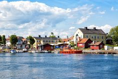 Day trip to Sandhamn from Stockholm