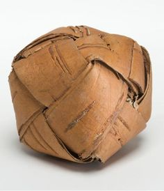 birch bark rattle