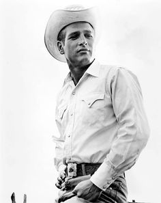 Paul Newman is a man's man