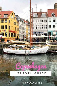 Copemhagen Travel Guide World Happiness, Helsingor, Copenhagen Travel, 10 Interesting Facts, What The World, Fishing Villages, Happy People, Denmark, Travel Guide
