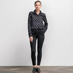 The Denim Store   Slim Cropped Jean