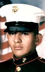 Marine LCpl. Rene Martinez, 20, of Miami, Florida. Died September 24, 2006, serving during Operation Iraqi Freedom. Assigned to 3rd Battalion, 2nd Marine Regiment, 2nd Marine Division, II Marine Expeditionary Force, Camp Lejeune, North Carolina. Died of injuries sustained when an improvised explosive device detonated near his position during combat operations in Habbaniyah, Anbar Province, Iraq.