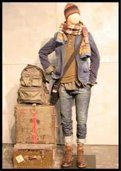 styling winter, pinned by Ton van der Veer