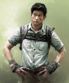 Minho - The Maze Runner