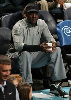 Michael Jordan Wearing Air Jordan 13 PE | TheShoeGame.com - Sneakers & Information