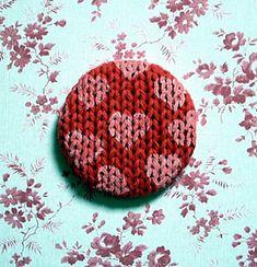 Ravelry: merit badge pattern by Amanda Ochocki