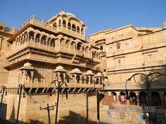 джайсалмер форт, дворец