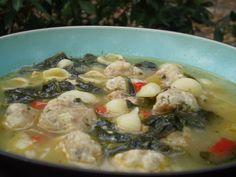 Olive Garden Italian Wedding Soup   Recipe   Pinterest   Wedding ...