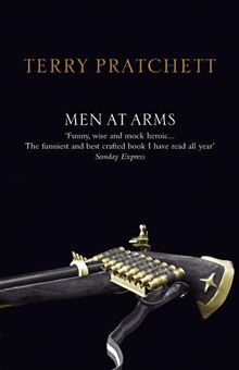 Men at Arms - Terry Pratchett (owned)