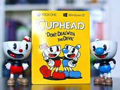 Tellement d'amour pour Cuphead un des meilleurs jeux 2017  ------ #videogames #xbox #xboxone #xboxonex #cuphead #gaming #gaminglife #gamer #instagaming #instagamer #igersfrance #jeuxvideo #steelbook #figurine #figures #fig #retro #vintage #steelbook #instadaily
