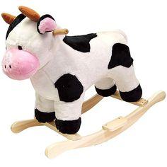 Toddler Toys, Baby Toys, Baby Baby, Kids Toys, Toddler Chair, Baby Girls, Cow Nursery, Nursery Ideas, Farm Animal Nursery