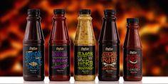 Boytjie Braai Sauce™ — The Dieline - Branding & Packaging