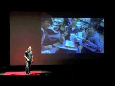 Garr Reynolds: Presentation tips for teachers (Never give a boring lecture again!) TEDxOsaka