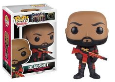 figurine funko pop deadshot will smith suicide squad