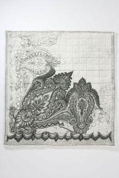 NIP Anthropologie Senneh King Quilt 4 Shams Bedskirt Comforter Jacquard   eBay