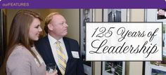 The Chancellor and First Lady wanted a graphic reminder of the 125-year history of WCU leadership hanging on the walls of the Chancellor's Residence.