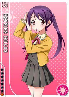Club Member No : 310 |Grade : First Year |Birthday : February 23| Blood Type : Type B |Height : 147 cm| CV : ???| Hobby : Ballet, Making Mascots