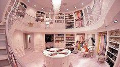 ": ""Chanel Oberlin's closet """