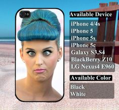 katy perry case  iPhone 4/4s iPhone5 iPhone5s by vallenshop, $13.50