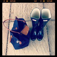 Boots & Bag