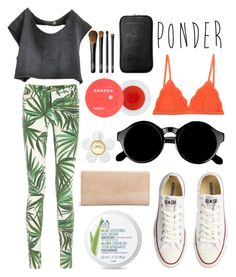 """Ponder"" by amy-kate ❤ liked on Polyvore"