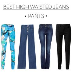 High Waisted Jeans....they are coming back Shelba!!!! Get Ready!!! LOL!