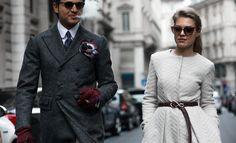 """""""Street style at Milan Fashion Week 2015 - GQ.co.uk"""""""
