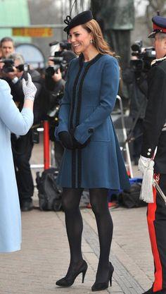 Mary de Dinamarca sorprende con un 'look' inspirado en la Duquesa de Cambridge…