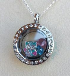 New Origami Owl mini living locket! O2 Living Lockets Have questions? www.juliethinnes.origamiowl.com