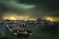 Vollendam, The Netherlands
