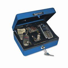 Securit Select Personal-Size Cash Box