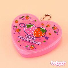 Strawberry Heart Multipurpose Box