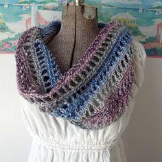 Handmade Crochet Cowl Pullover Breastfeeding Cover Privacy