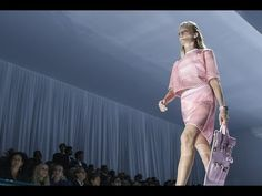 Versace Spring Summer 2015 Full Fashion Show! Amazing, a must watch for those involved in fashion, great music too!