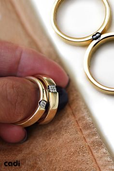 #cadijewelry Your best friend, your lover, your wife or girlfriend, your husband or boyfriend — your partner holds many roles for you, and now, with this gorgeous couple ring set, your lover can now be yours for ever! #couplesring #couplejewelry #couplesjewelry #cutecouplering #cutepromisering #matchingpromisering #lovering #coupleringset #promisering #promiseringset