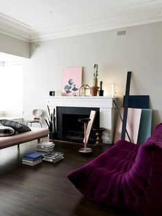 DAILY IMPRINT | Interviews on creative living: INTERIOR DESIGNER + STYLIST ANDREA MOORE