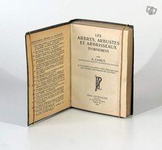 ENCYCLOPEDIE PRATIQUE DU NATURALISTE - XII les arb