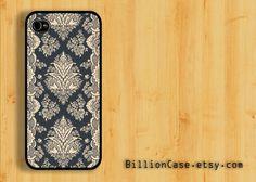 Thailand Floral Texture Pattern - iPhone 5 4 / 4s Galaxy Case Hard Plastic Case Rubber Case