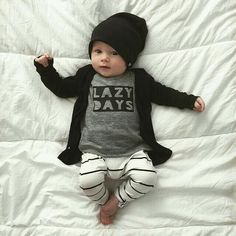 Wish I already had a baby boy to dress him up like this