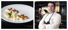 """Walter Casiraghi, chef di Orion Hall, partecipa al Primo Piatto dei Campi 2017 abbinando gli Elicoidali del Pastificio dei Campi alla Robiola della Valsassina nella ricetta Gli Elicoidali si vestono di bianco – i """"miei"""" Elicoidali di Gragnano alla Valligiana. …"""