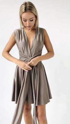 Chic Outfits, Dress Outfits, Casual Dresses, Short Dresses, Fashion Dresses, Elegant Outfit, Classy Dress, Homecoming Dresses, Bridesmaid Dresses