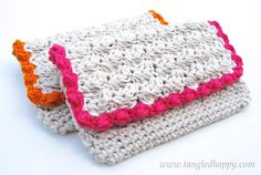 FREE Crochet Accessory Patterns to Brighten Your Style