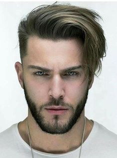 New Hair Cutting Styles For Men 2019 - Pick a Cool Hairstyle new model hair style images - Hair Style Image Mens Hairstyles 2018, Oval Face Hairstyles, Cool Hairstyles For Men, Elegant Hairstyles, Hairstyles Haircuts, Haircuts For Men, Braided Hairstyles, Hairstyle Ideas, Style Hairstyle