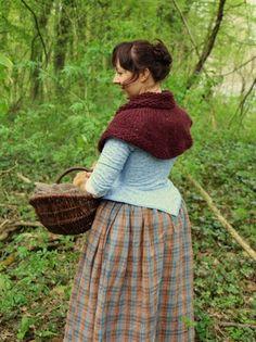 eva´s kleidertruhe: Outlander Knits