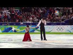 [HD]Tessa Virtue & Scott Moir OD 2010 Vancouver Olympics (Farrucas by Pepe Romero ) - YouTube