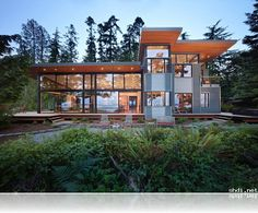2 story apartments modern exterior - Google Search