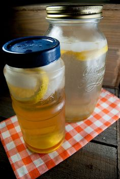 Crazy for Infused Drinks – Lavender Lemonade