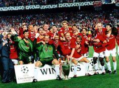 UEFA CHAMPIONS LEAGUE 1999 - Manchester United