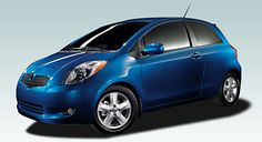 Leasing/Owning a Toyota Yaris hopefully this summer. I love them!! :D