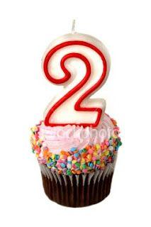 Tecendo Artes em Crochet: 2 Anos de Blog !!!! Venha comemorar Comigo!